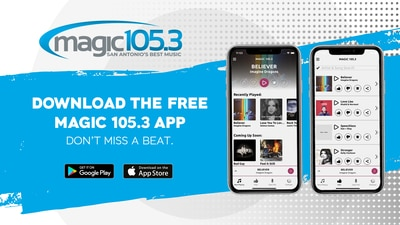 Download the Magic 105.3 APP Today