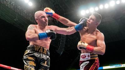 Golden Boy Boxing - Munguia vs O'Sullivan - January 11, 2020
