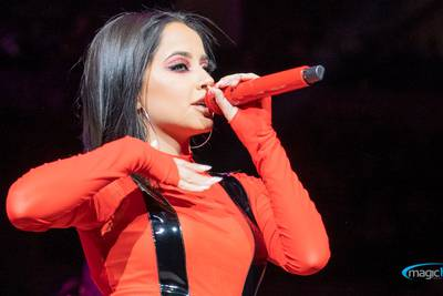 Becky G Live at the San Antonio Rodeo - February 13, 2020 (Photos)