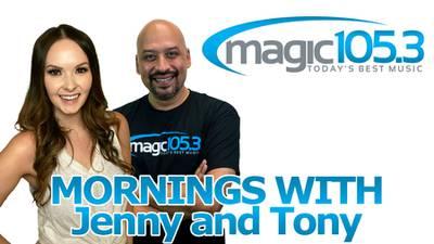 Jenny & Tony Mornings