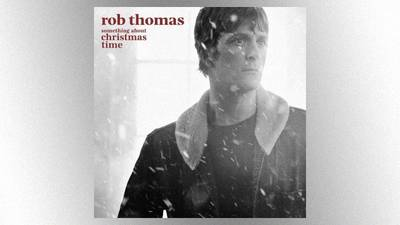 Hear a snippet of Rob Thomas' holiday duet with Ingrid Michaelson