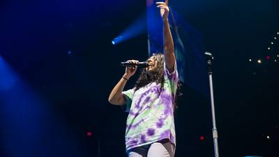 Alessia Cara Live at the AT&T Center - July 23, 2019