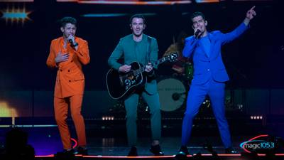 Jonas Brothers Live at AT&T Center - September 27, 2019